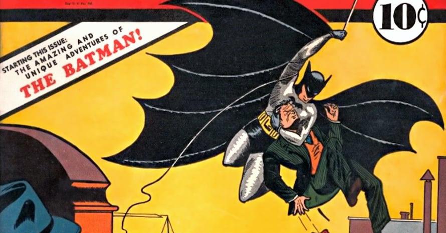 Batman Detective Comics 27