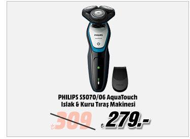PHILIPS S5070/06 AquaTouch Islak & Kuru Tıraş Makinesi 279TL