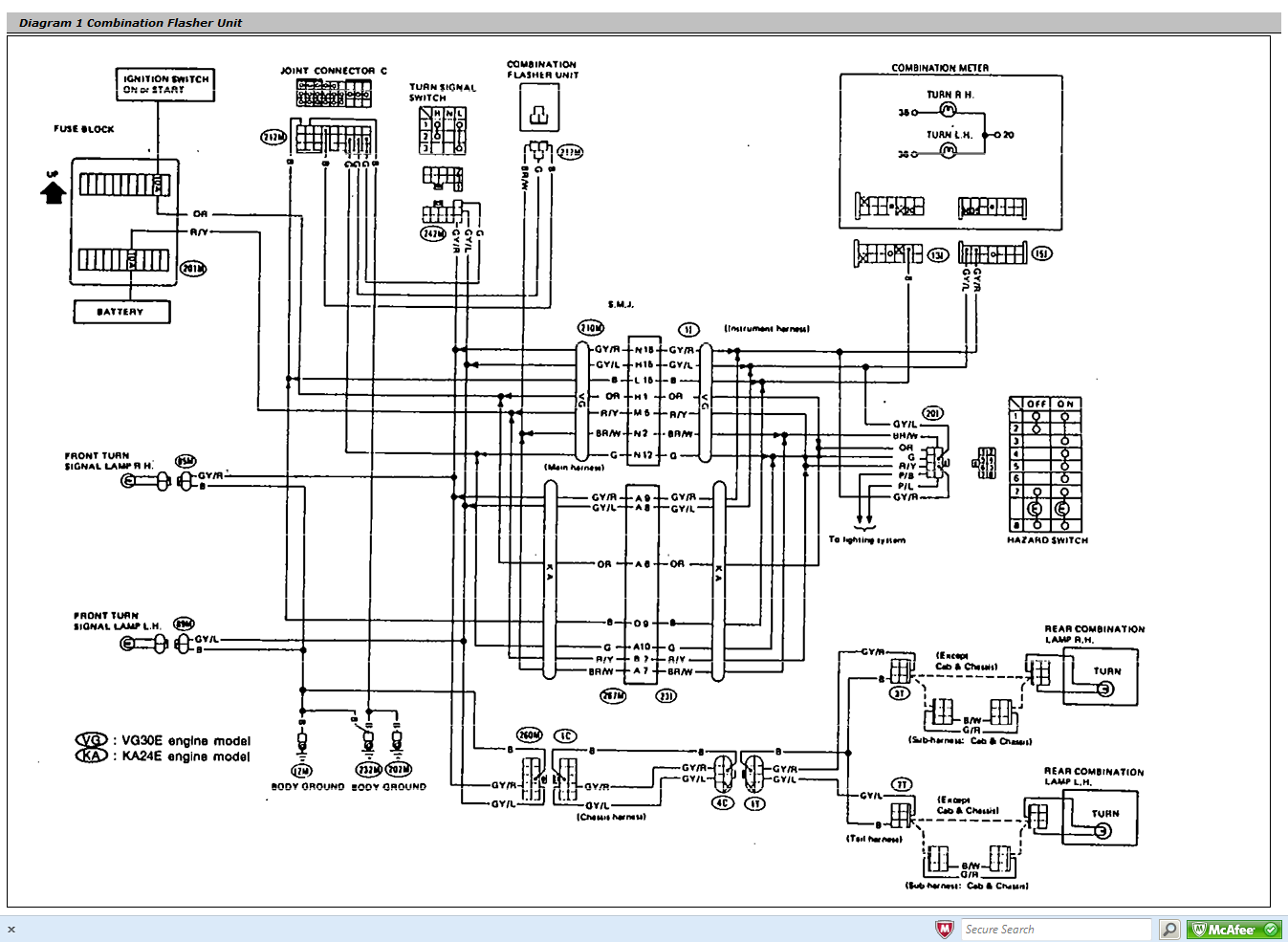 Nissan Navara D40 Ignition Wiring Diagram - Wiring Diagram