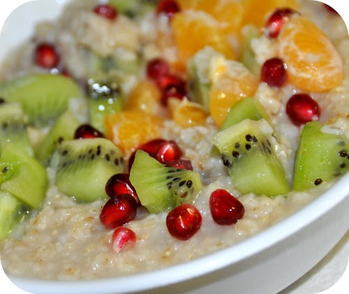 Fruity oats