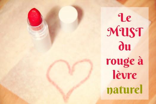 Le Must Du Rouge à Lèvre Naturel Eva Cosmetique Bio
