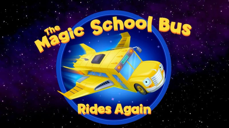 The Magic School Bus Rides Again on Netflix