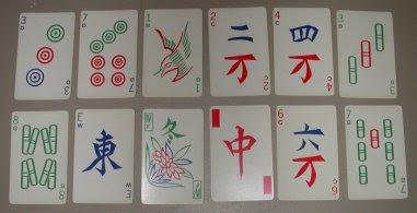 mah jongg cards 4