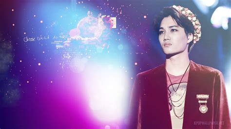 kai exo wallpapers wallpaper cave