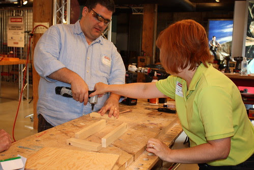 Craftsman Blogger Summit
