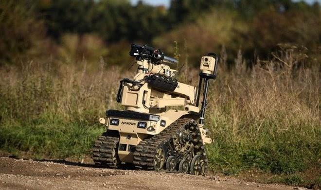 Армия США намерена оснащать своих боевых роботов живыми мышцами