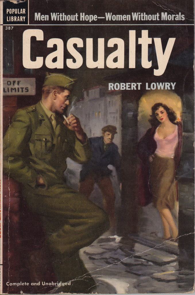 Image result for Robert Lowry, Casualty,
