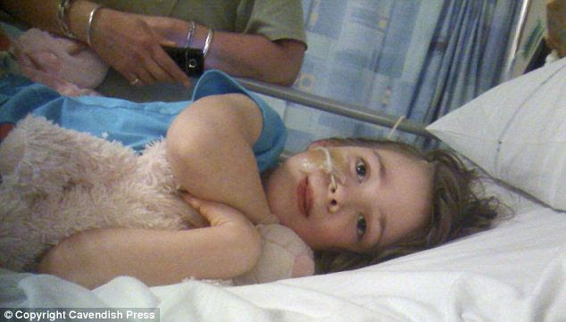Charlotte Neve aged seven came out of the coma when her mother Leila Neve sang the Adele song 'Rolling in the Deep'
