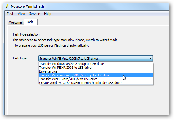 how to revert a just formated drive