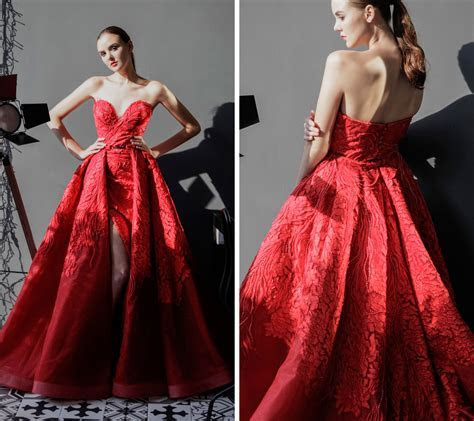 Designer Dinner Dress Singapore   Luxury Evening Gown Rental