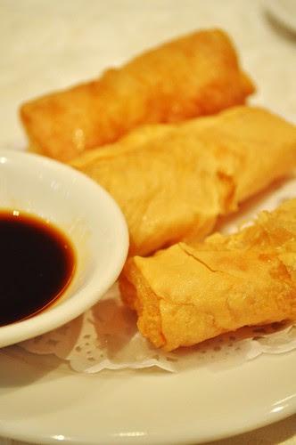 fried beancurd roll