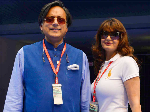 Image result for SUNANDA PUSHKAR HOT