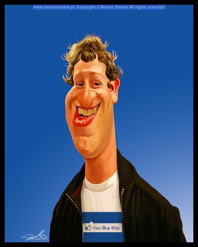 Mark_Zuckerberg_Facebook_caricature_by_nelson_santos by caricaturas