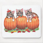 Thanksgiving is the Cat's Meow mousepad