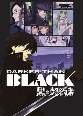 Darker Than Black - Season Vol. 3