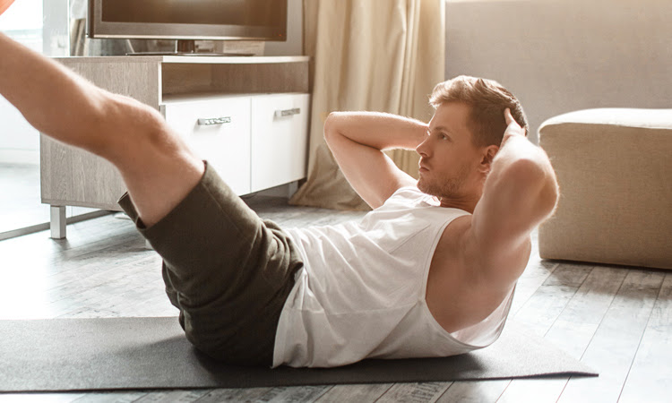 The Most Effective Exercises You Can Do At Home