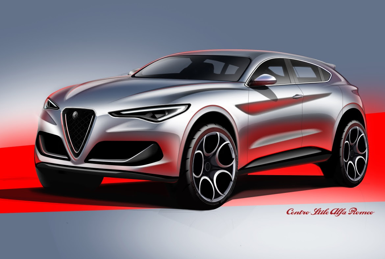 ALFA ROMEO STELVIO, THE FIRST ALFA'S SUV - Auto&Design