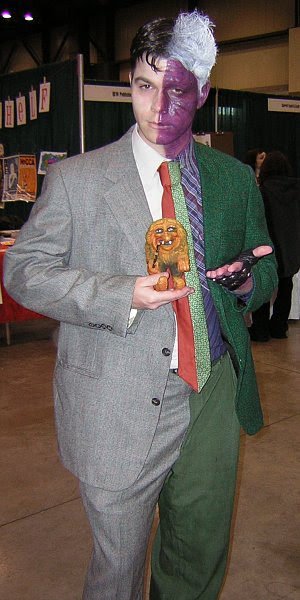Torvald and Two-Face