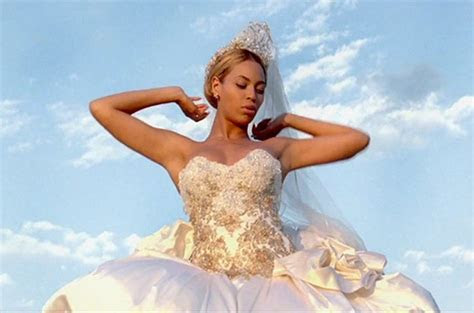 Beyonce's 'Best Thing I Never Had' Wedding Dress for Sale