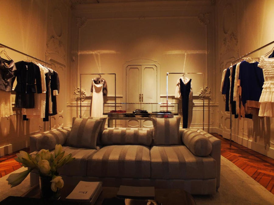Dior Rooms in Milano by ~ZhukovaEkaterina on deviantART