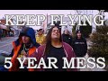 """Keep Flying - """"5 Year Mess"""" (Official Music Video)"""