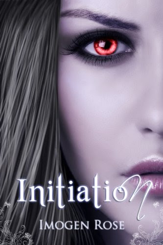 INITIATION (Bonfire Academy Book One) (Bonfire Chronicles) by Imogen Rose