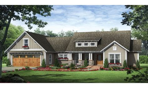 small craftsman ranch house plan craftsman ranch house