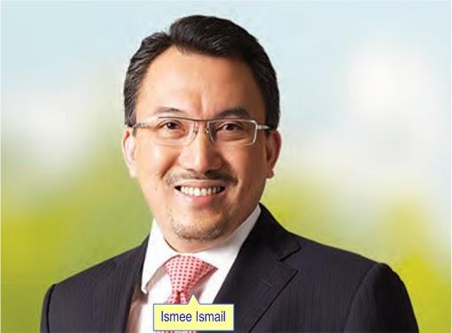 Najib Razak Cronies - Ismee Ismail