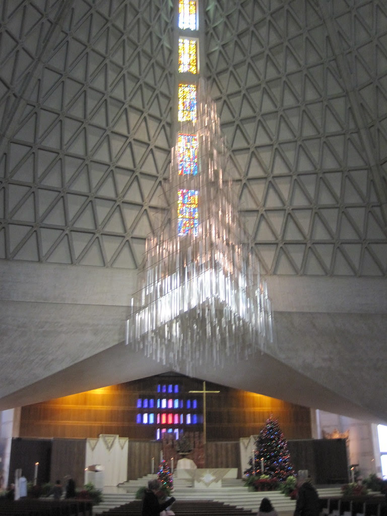 At the Cathedral of St. Mary of the Assumption