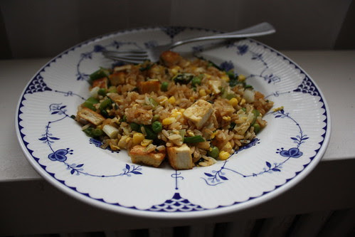 Quick & Easy Fried Rice