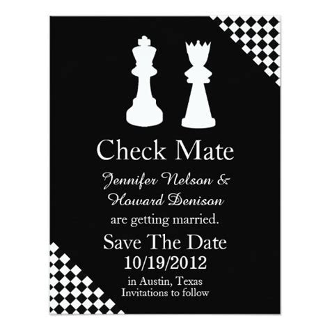 Bridal Guide   How to Plan a Chess Themed Wedding