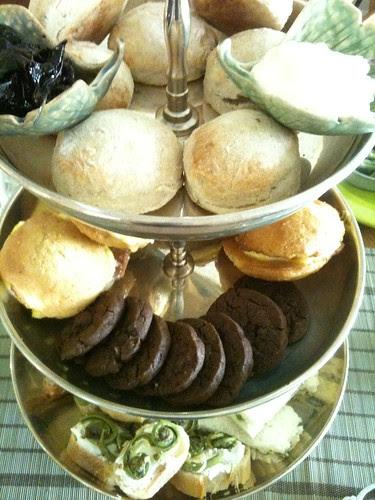 Tea Tray by Ayala Moriel
