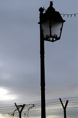 old lamp-post