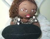 African Art OOAK cloth doll