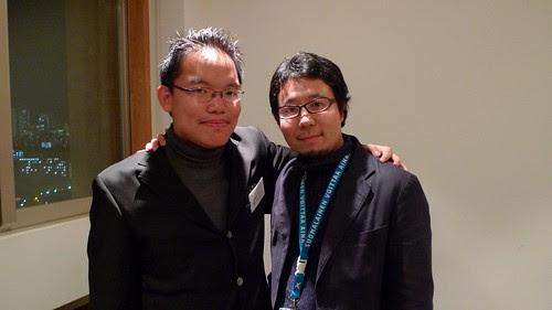 Tanimoto the CON-CAN Movie Fest director