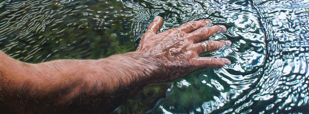 Amazing coloured pencil drawings