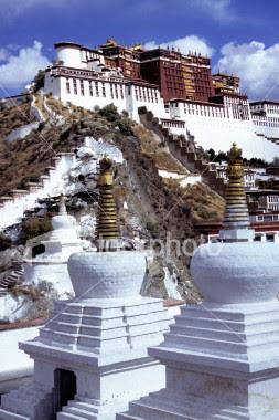 stupa potala