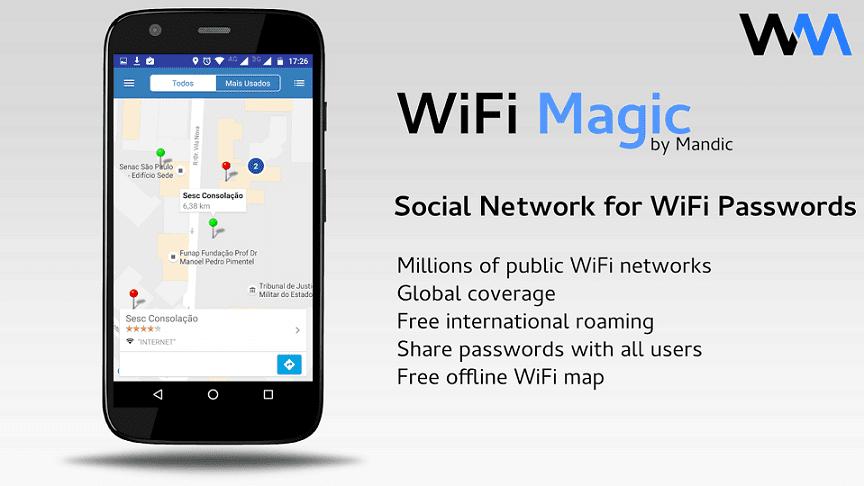 أفضل برامج معرفة كلمة سر الواي فاي WiFi للاندرويد