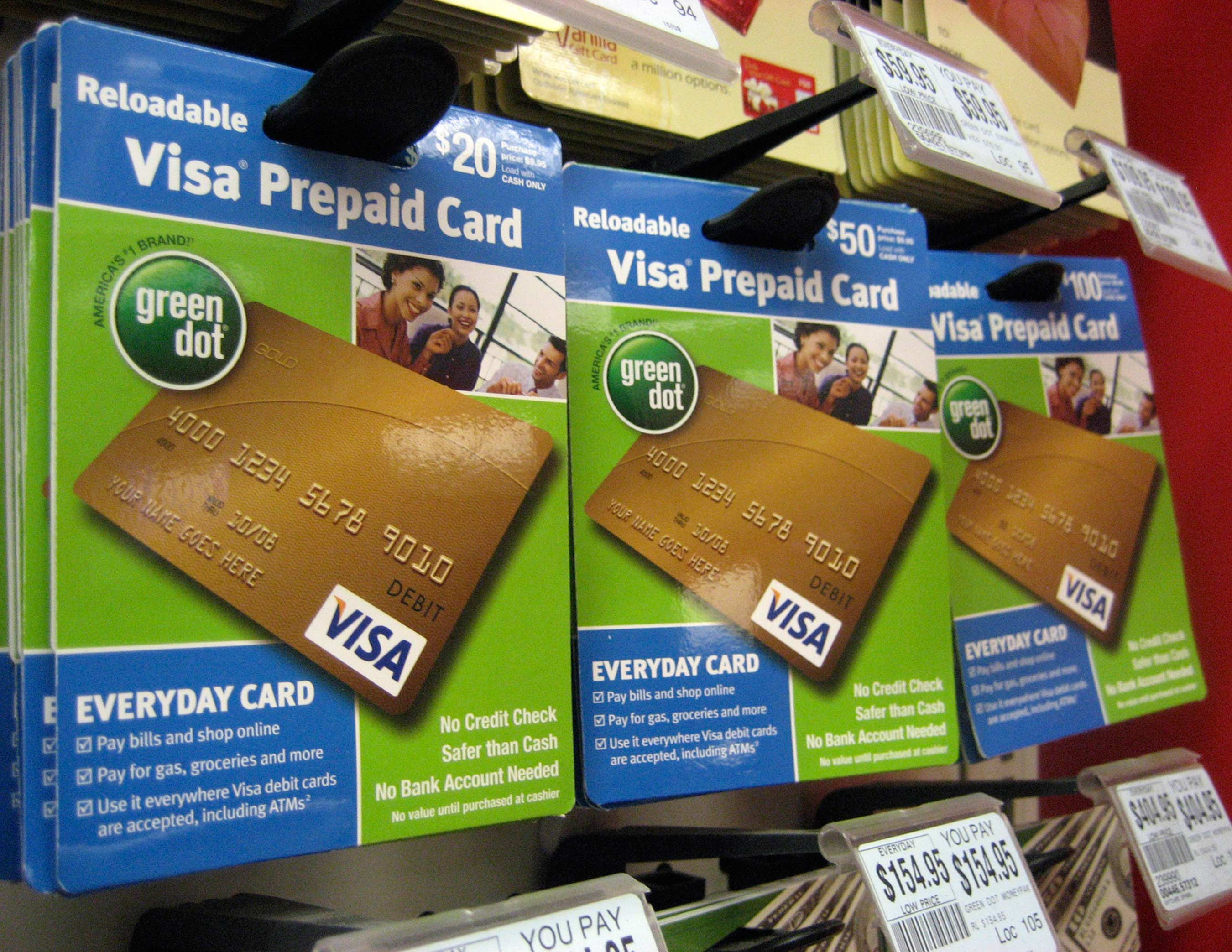 Prepaid cards eyed for crackdown by consumer watchdog - TODAY.com