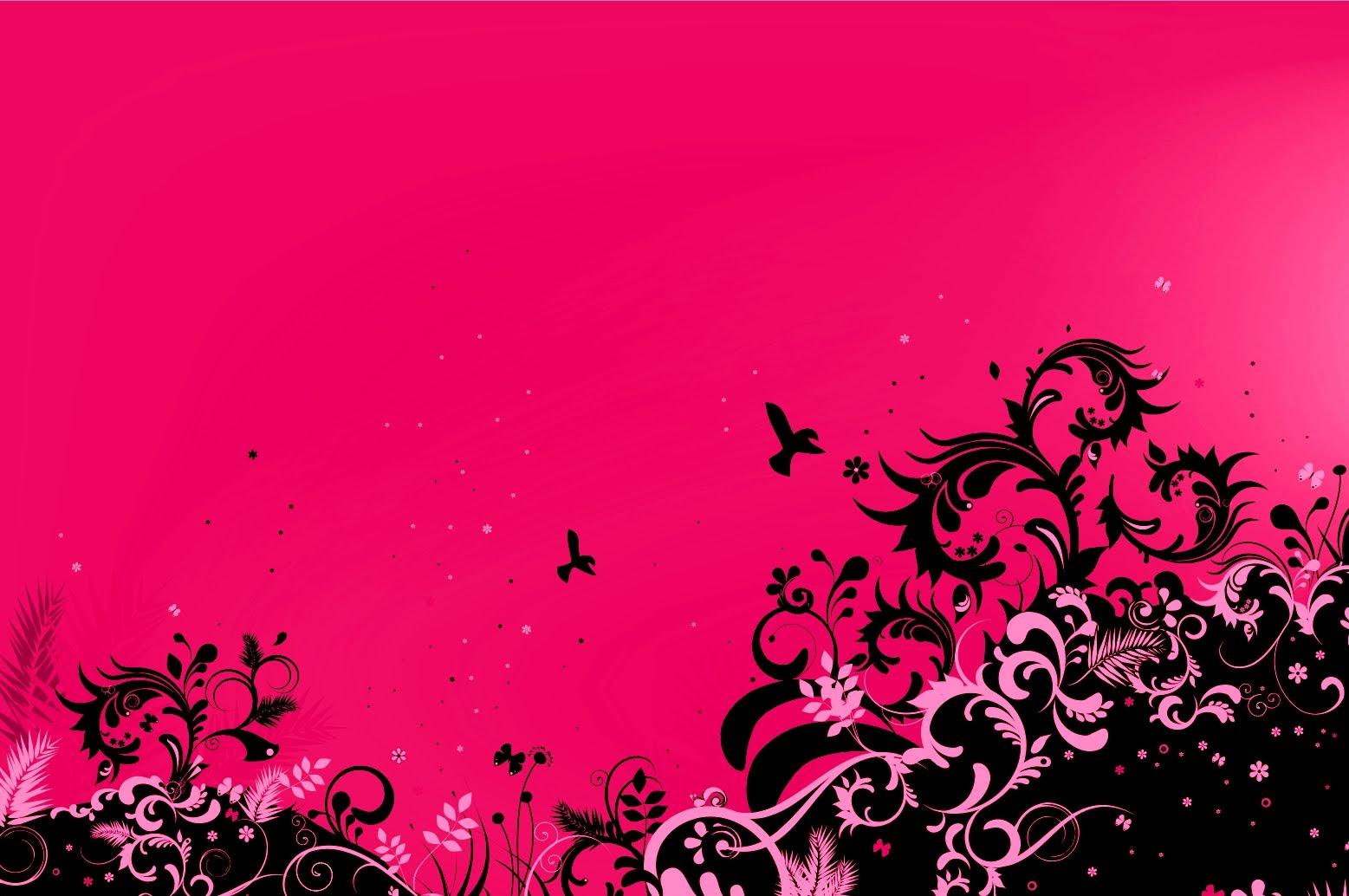 Gambar Wallpaper Keren Warna Pink