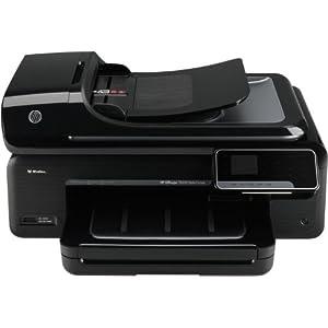 imprimante scanner photocopieur hp officejet 7500a. Black Bedroom Furniture Sets. Home Design Ideas
