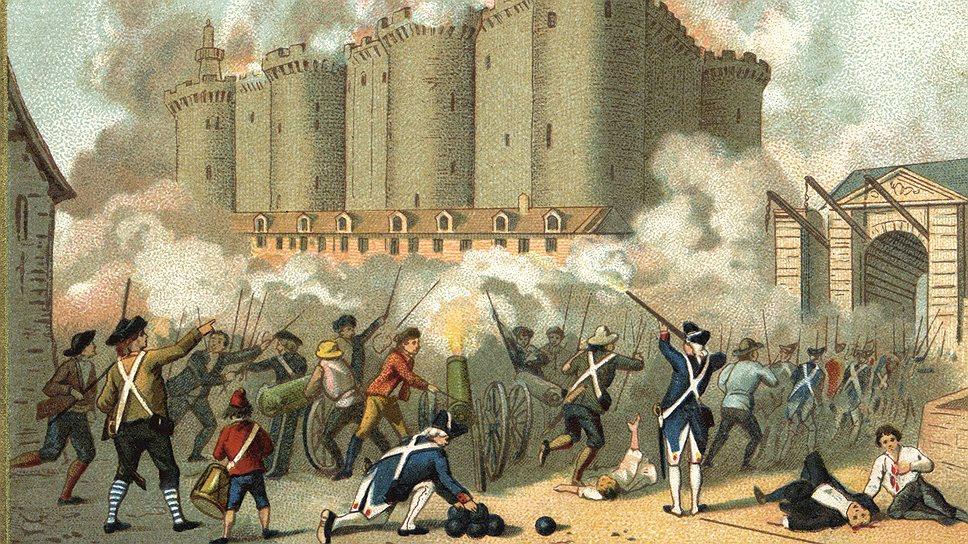 Если бы у парижан был план взятия Бастилии, Великой французской революции, возможно, не было бы