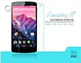 Nillkin Google Nexus5 LG-D821 保護強化 ガラスシート フィルム 0.3mm硬度H9