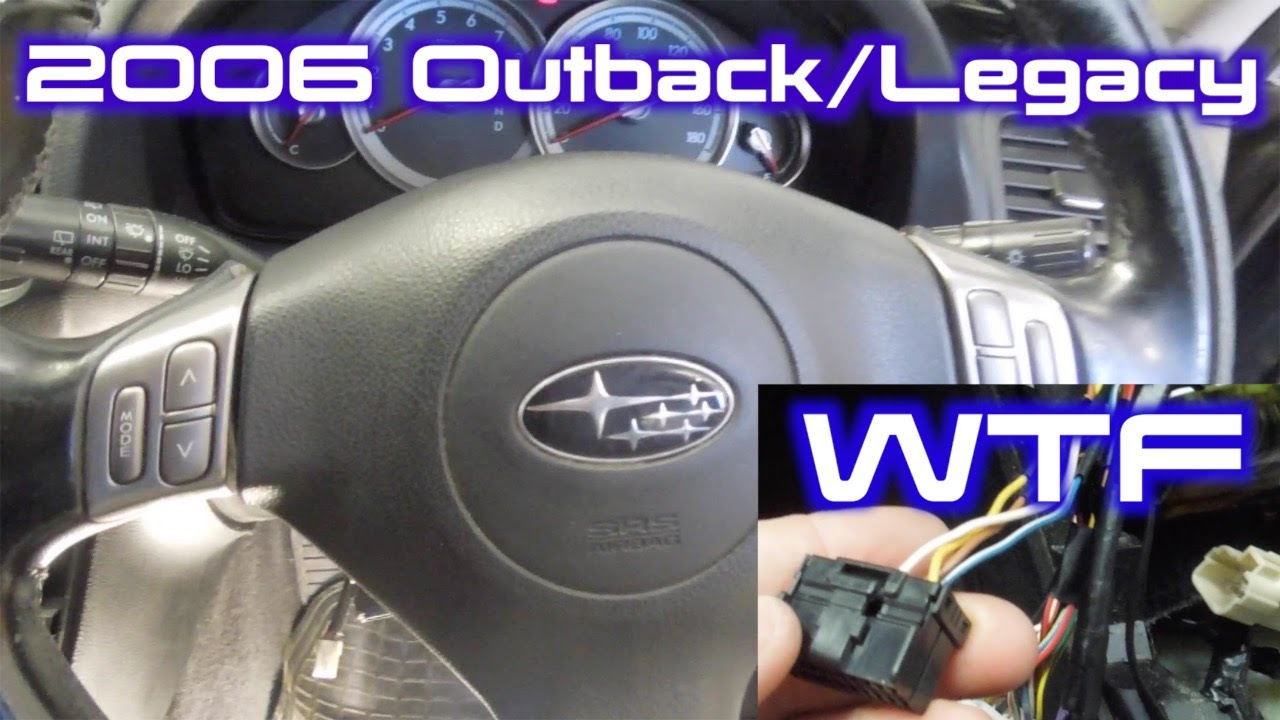 Wiring Diagram For Subaru Wrx Sti Steering Wheel To Radio