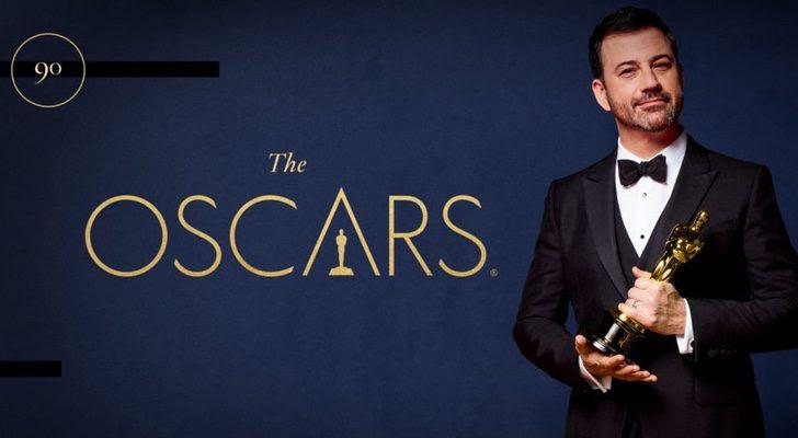 Jimmy Kimmel será el encargado de presentar la ceremonia de entrega de premios