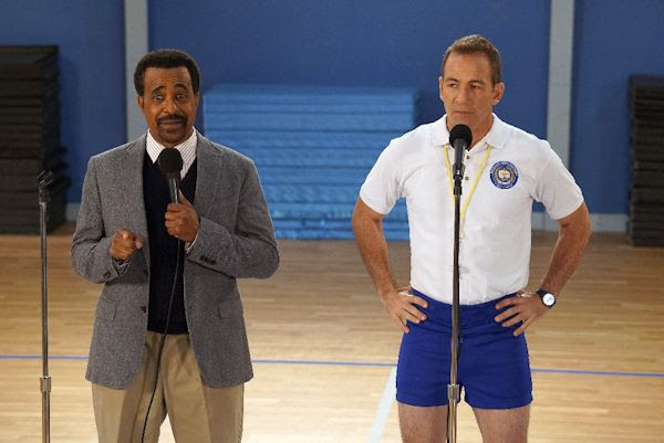 The Goldbergs - Tim Meadows and Bryan Callen