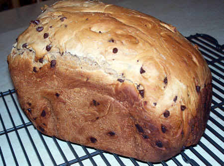 Chocolate Bread | Bread Machine Recipes