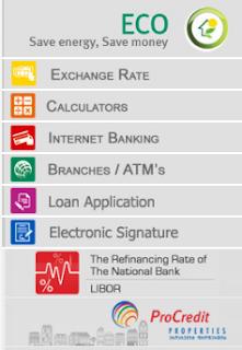 Direct Banking Service in Georgia