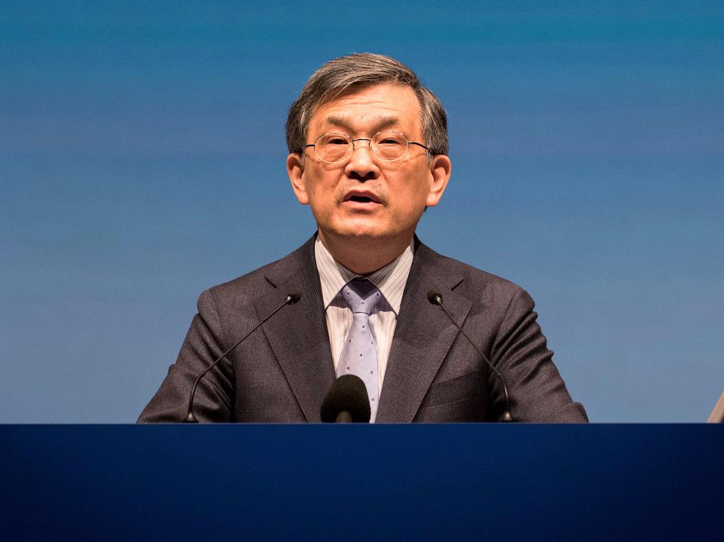 Kwon Oh-hyun, CEO, Samsung, KRX