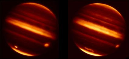 New evidence that asteroid, not comet, struck Jupiter in 2009